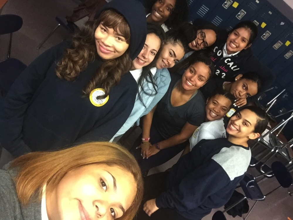 The Young Women's Leadership School in the Bronx